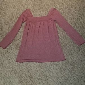 Michael Stars One Size Red top, $55.00